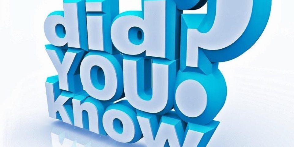 Some Interesting Orthodontic Facts - Weber Orthodontics