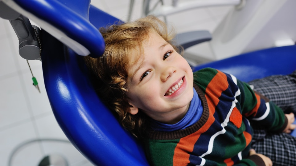 Your First Orthodontist Visit Featured Image - Weber Orthodontics