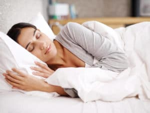 Sleeping With Your Invisalign Tray Featured Image - Weber Orthodontics